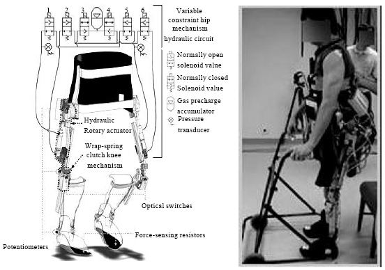Image for - Hybrid Orthosis: The Technology for Spinal Cord Injury