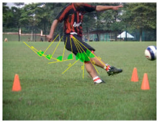 Image for - Biomechanics Analysis for Right Leg Instep Kick