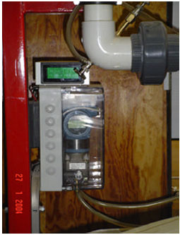 Image for - Measurement of Water Stream Flowing to Steam Condenser in Condensing Power Plant