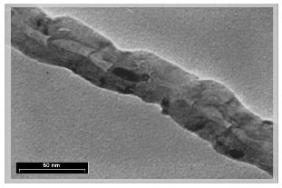 Image for - Comparison of Synthesis and Purification of Carbon Nanotubes by Thermal Chemical Vapor Deposition on the Nickel-Based Catalysts: NiSio2 and 304-Type Stainless Steel