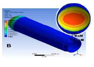 Image for - Numerical Analysis of Thermal and Elastic Stresses in Thick Pressure Vessels for Cryogenic Hydrogen Storage Apparatus