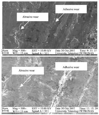 Image for - Wear Properties of Alumina Particles Reinforced Aluminium Alloy Matrix Composite