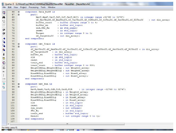 Image for - VHDL Modeling of EMG Signal Classification using Artificial Neural Network