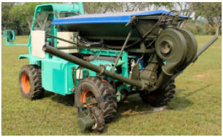 Image for - An RFID-based Variable Rate Technology Fertilizer Applicator for Tree Crops