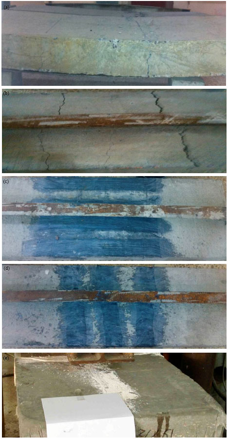 Image for - Rehabilitation of Steel-concrete Composite Beams Using FRP