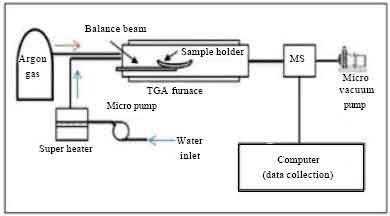 Image for - Thermal Degradation Behaviour for Co-gasification of Rubber Seed Shell and High Density Polyethylene Mixtures using Thermogravimetric Analysis