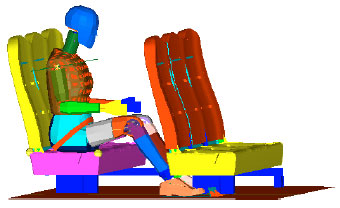 Image for - Optimization Design for Seat Restraint System of School Bus in Front Impact