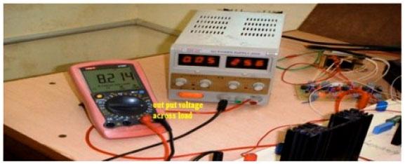 Image for - Design and Implementation of PS-ZVS Full Bridge Converter