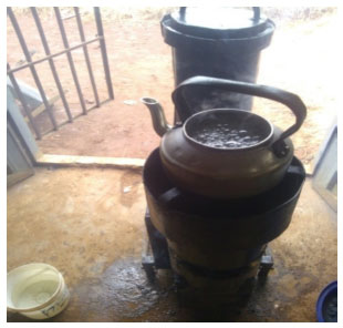 Image for - Development of a Natural Cross Draft Gasifier Stove for Application in Rural Communities in Sub-Saharan Africa