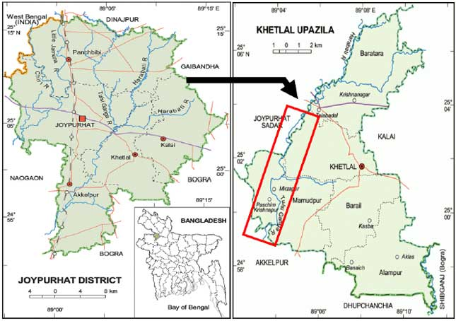 Image for - Assessment of Comparative Ichthyofaunal Venerability and Diversity Indexes in Tulsiganga River, Bangladesh