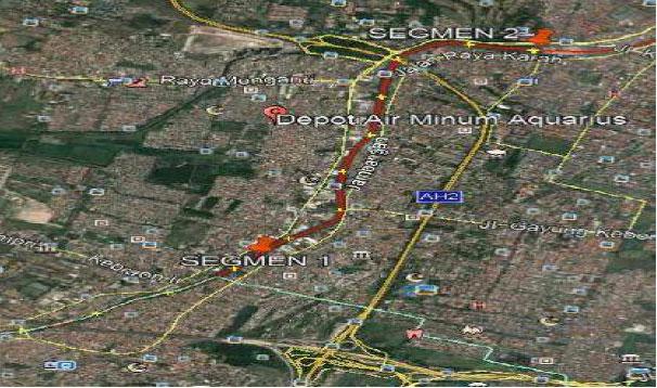 Image for - Assessment of Surabaya River (Karang Pilang-Gunung Sari Segment) Water Quality by Streeter-Phelps Model