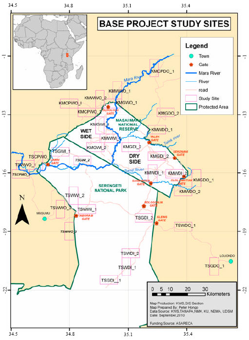 Image for - An Inventory of Macro-fungi and their Diversity in the Serengeti-Masai Mara Ecosystem, Tanzania and Kenya
