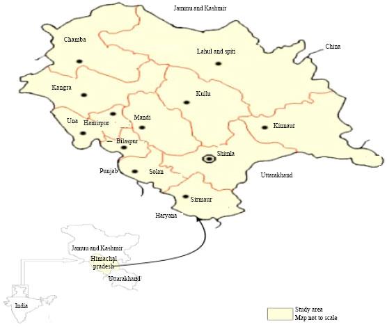 Image for - Ethnobotanical uses of Biofencing Plants in Himachal Pradesh, Northwest Himalaya