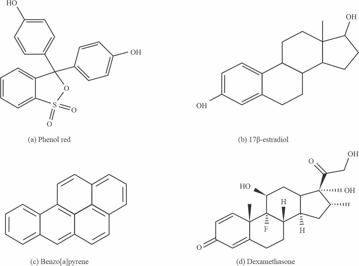 Image for - Differential Impacts of Phenol Red on Benzo[a]pyrene and Dexamethasone-Modified Cytochrome P450s in Human Cancer Cells