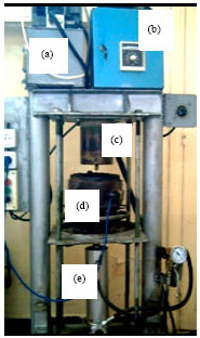 Image for - Optimization of Oil Extraction from Pistacia atlantica Desf. Seeds Using Hydraulic Press